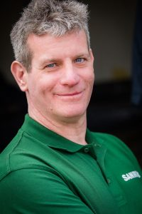 Michael Metzger - Mitgründer von SANIROHR, Experte in Sachen Rohrreinigung und Kanalsanierung